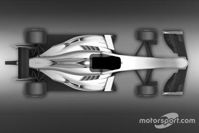 Новая машина Суперформулы – SF19