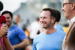 Christian Horner, takım patronu