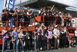 Les médias au Mans