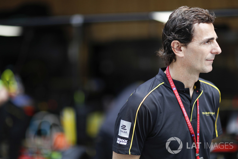 Campbell Hobson, Team Manager at TECHEETAH