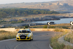 Corrado Peloso, Massimo Iguera, Suzuki SWIFT Sport 1.6 R1B, La Superba