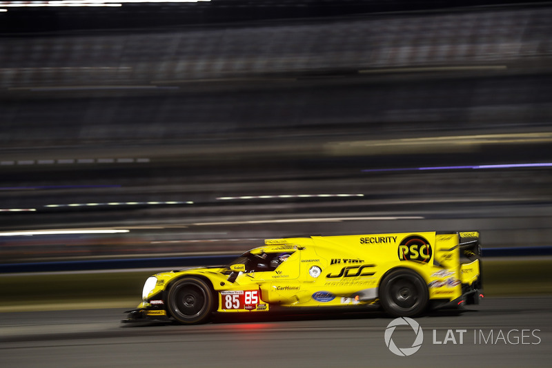 16º #85 JDC/Miller Motorsports ORECA 07: Simon Trummer (LMP2)