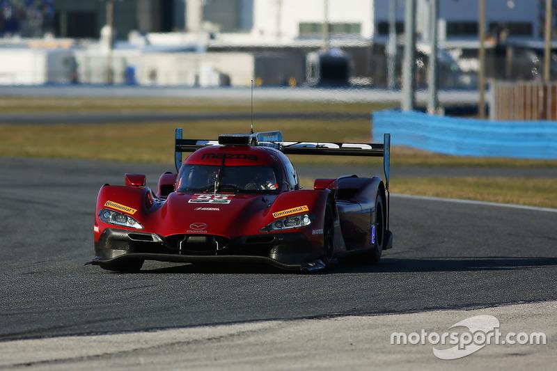 47º #55 Mazda Team Joest Mazda: Spencer Pigot (DPi)
