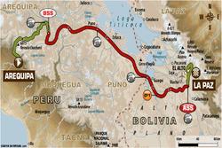 Stage 6: Arequipa - La Paz