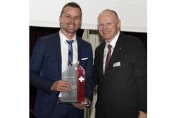 Marcel Fässler primé à la cérémonie de l'ASS à Berne