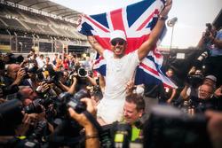 Campeón del mundo, Lewis Hamilton, Mercedes AMG F1 2017