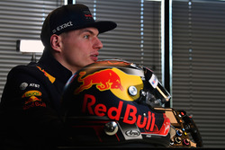 Max Verstappen, Red Bull Racing and helmet