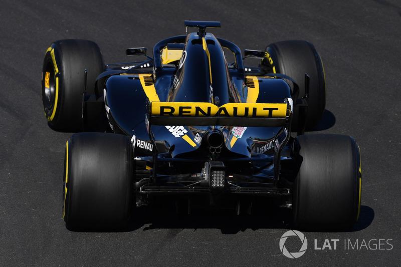 Nico Hulkenberg, Renault Sport F1 Team RS18