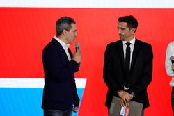Francesco Guidotti e Davide Camicioli