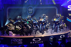 Sky Racing Team launch