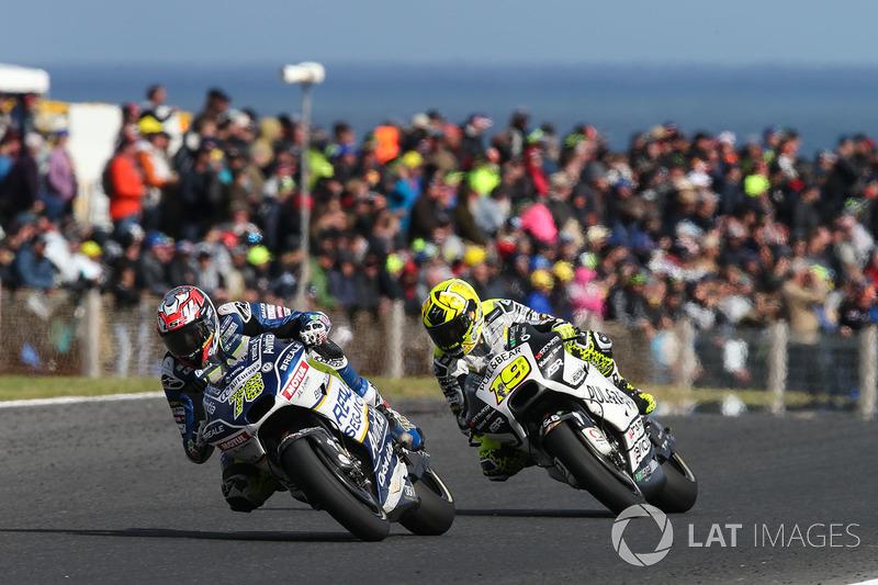 Loris Baz, Avintia Racing, Alvaro Bautista, Aspar Racing Team