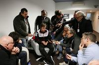 #7 Toyota Gazoo Racing Toyota TS050-Hybrid: Fernando Alonso medya ile