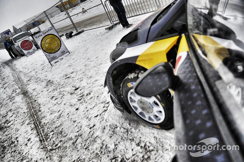 M-Sport Ford detay