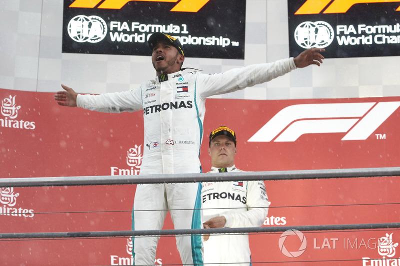 Winnaar 1: Lewis Hamilton