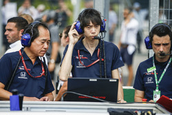 Технічний директор Honda F1 Тойохару Танабе, Toro Rosso Honda
