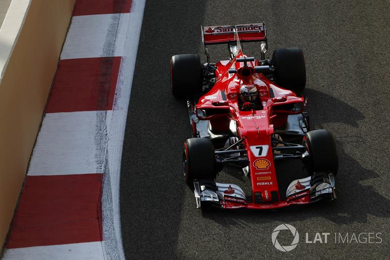 2017 : Kimi Räikkönen, Ferrari SF70H