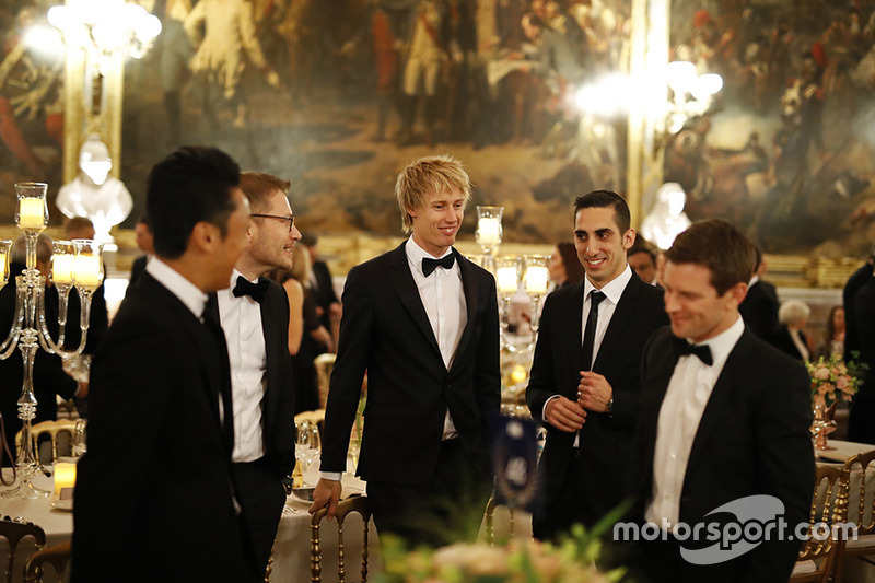 Brendon Hartley, Sébastien Buemi, Anthony Davidson