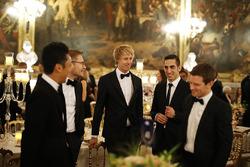 Brendon Hartley, Sébastien Buemi, Anthony Davidson