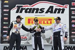 Lee Saunders, Tim Kezman, and Tom Herb