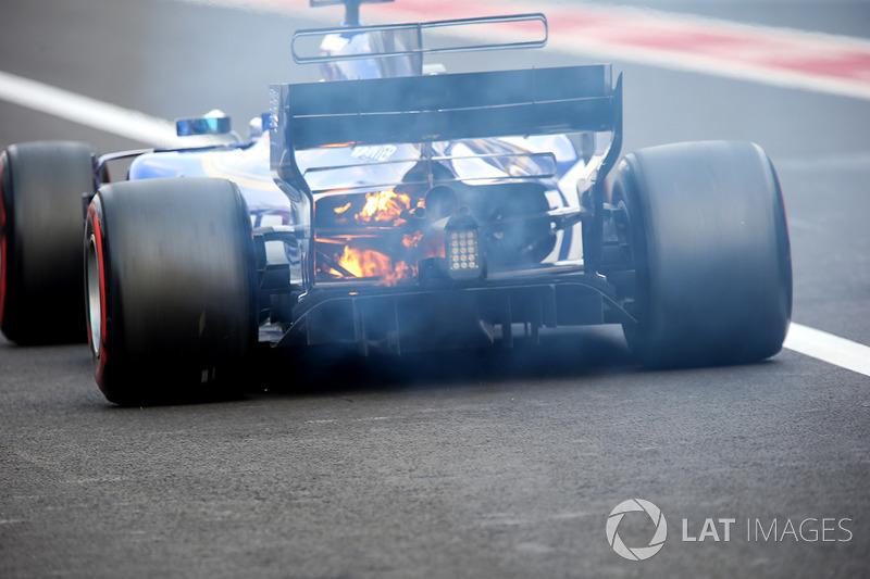Marcus Ericsson, Sauber: 20