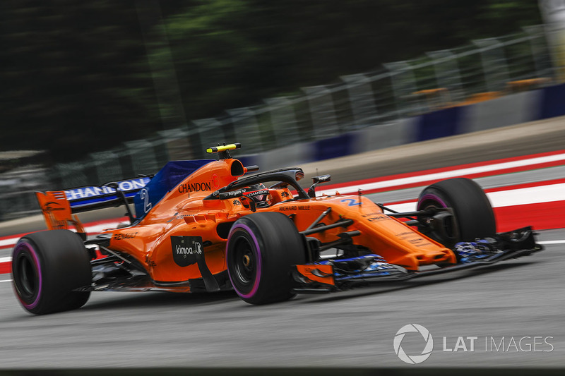 16. Стоффель Вандорн, McLaren MCL33 — 8