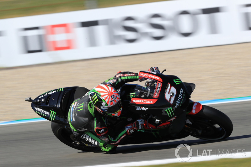 8º Johann Zarco, Monster Yamaha Tech 3