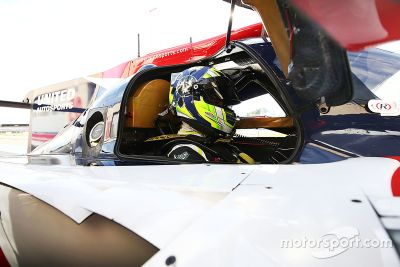 United Autosports Paul Ricard pruebas