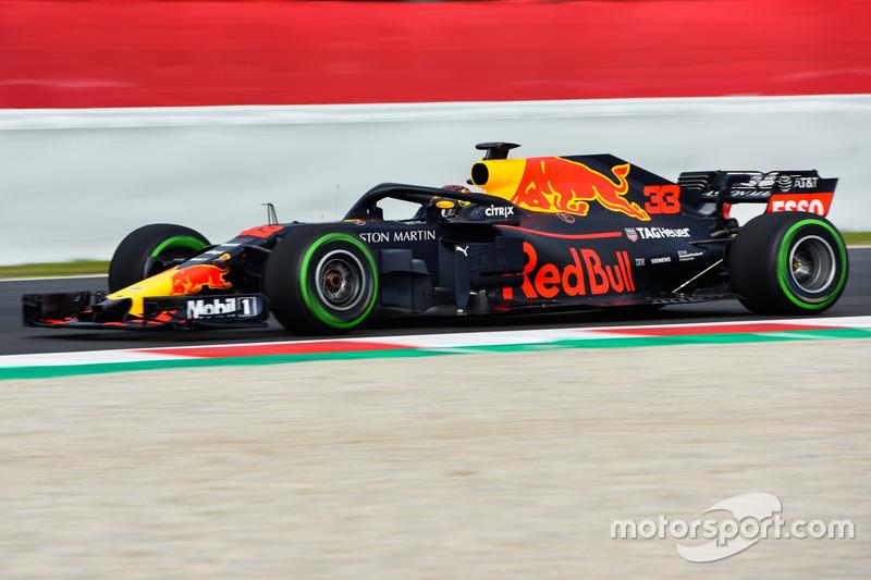Red Bull (209 кругов)