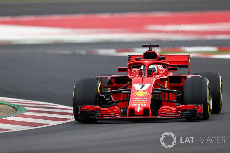 3e : Ferrari SF71H