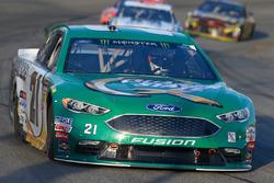 Paul Menard, Wood Brothers Racing, Ford Fusion Menards / Quaker State