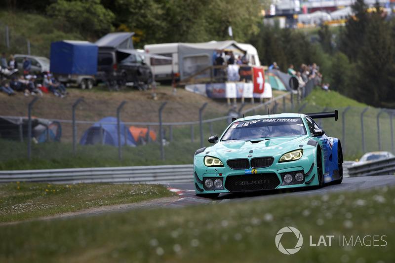 15. #33 Falken Motorsports BMW M6 GT3: Peter Dumbreck, Stef Dusseldorp, Alexandre Imperatori, Jens Klingmann