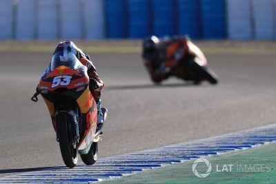Essais de Jerez en novembre