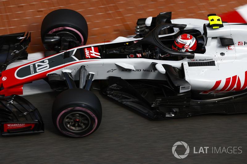 19: Кевин Магнуссен, Haas F1 Team VF-18 – 1:13.393