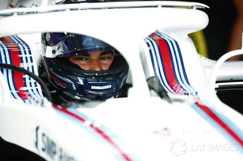 Lance Stroll, Williams Racing,