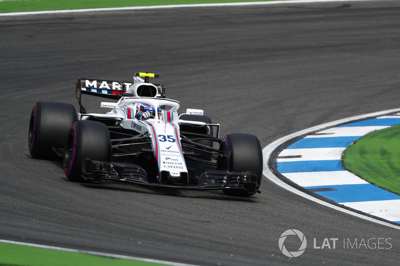 Sergey Sirotkin - Williams: 7