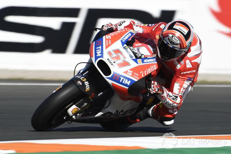 6. Michele Pirro, Ducati Team