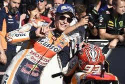 Polesitter: Marc Marquez, Repsol Honda Team