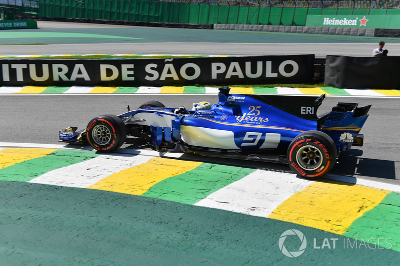 19. Marcus Ericsson, Sauber C36