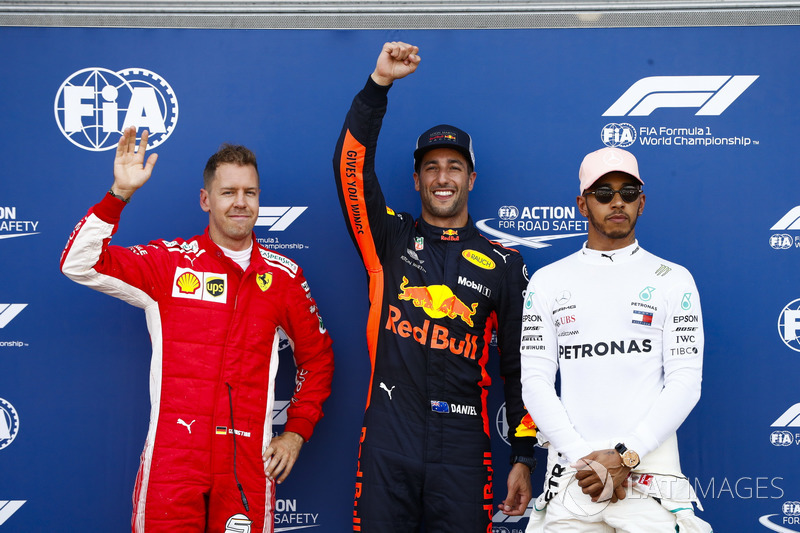 Formule 1 Photos - Samedi à Monaco