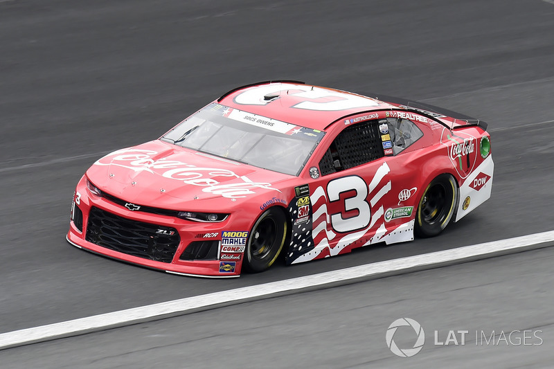 12. Austin Dillon, Richard Childress Racing, Chevrolet Camaro Coca-Cola