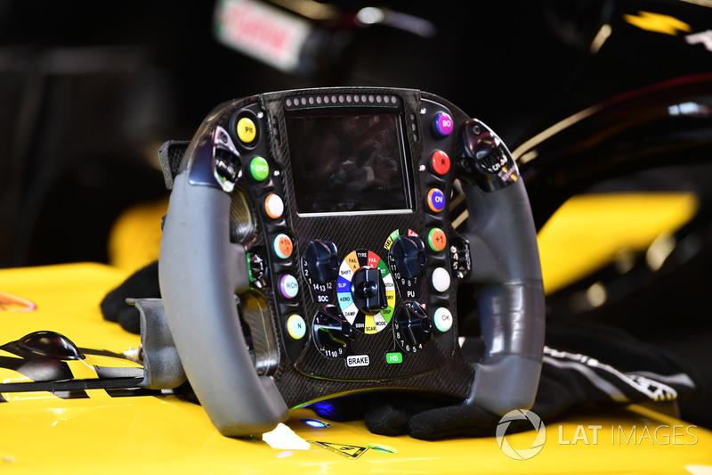 Setir Renault Sport F1 Team R.S. 18