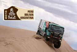 Dakar 2018 topic camion