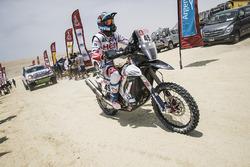 #49 Hero Motorsports Team Rally : Santosh Chunchunguppe Shivashankar