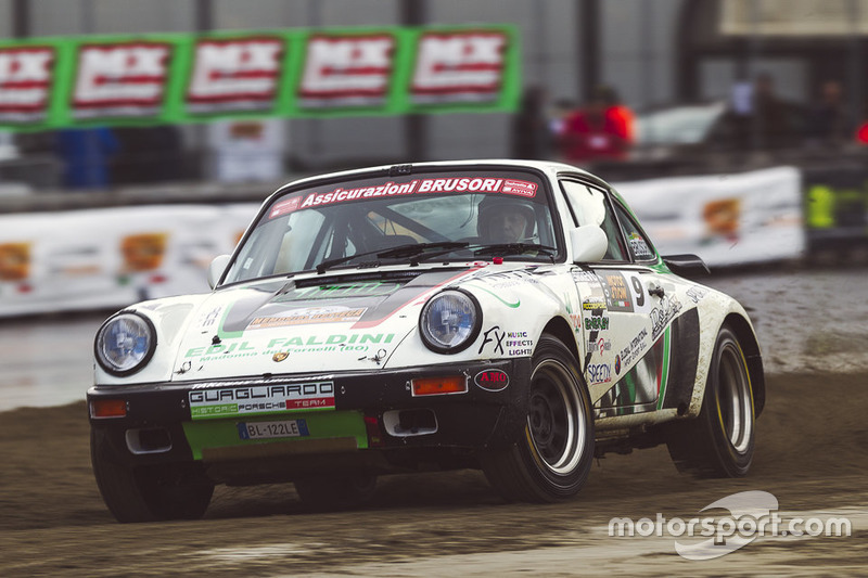 Simone Brusori, Porsche 91 SC
