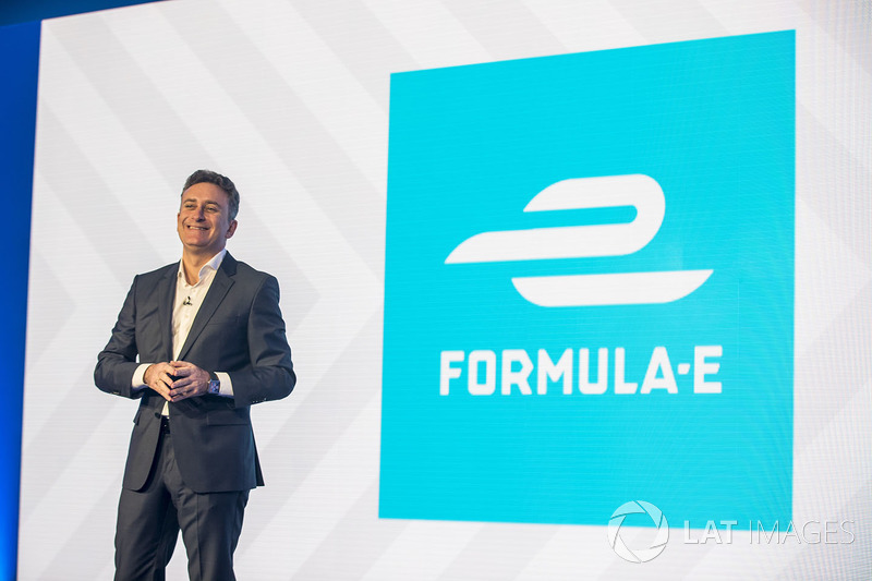 Alejandro Agag, Founder & CEO of Formula E