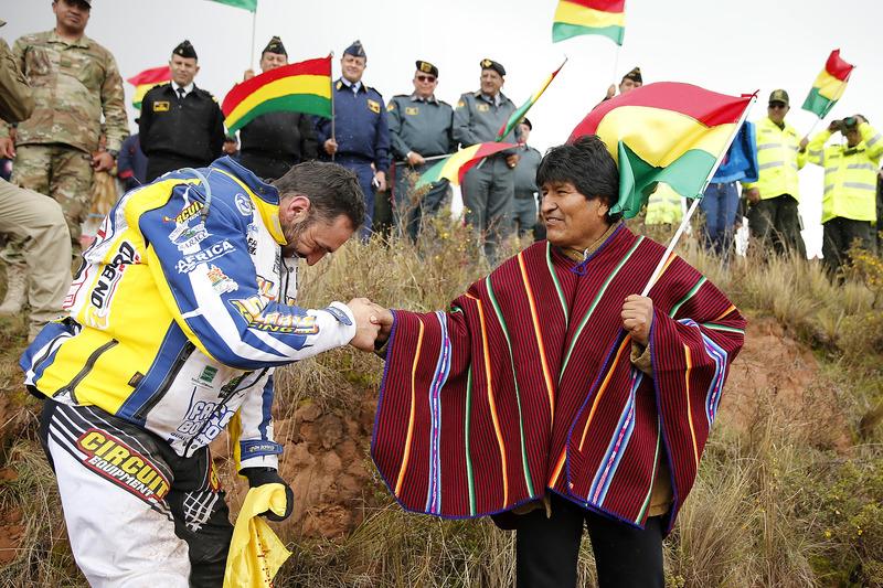 Президент Болівії Ево Моралес