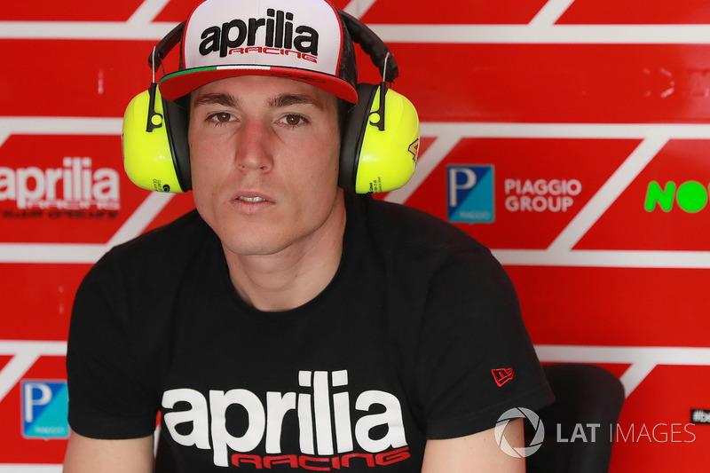 Aleix Espargaro (MotoGP-Pilot)