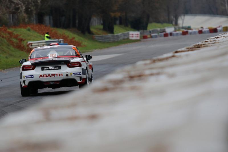 Massimo Guerrato, Marco Baggi, 124 Abarth Rally