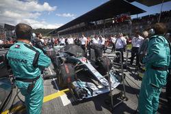 Mühendisler ve Lewis Hamilton, Mercedes AMG F1 W09