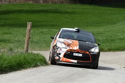 Jonathan Scheidegger, Luc Santonocito, Citroën DS3, Ecurie du Jorat